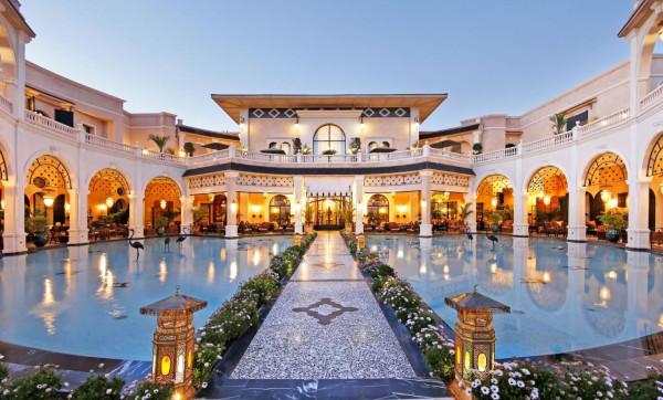 Il più bel ristorante del mondo è il Palais Ronsard a Marrakech