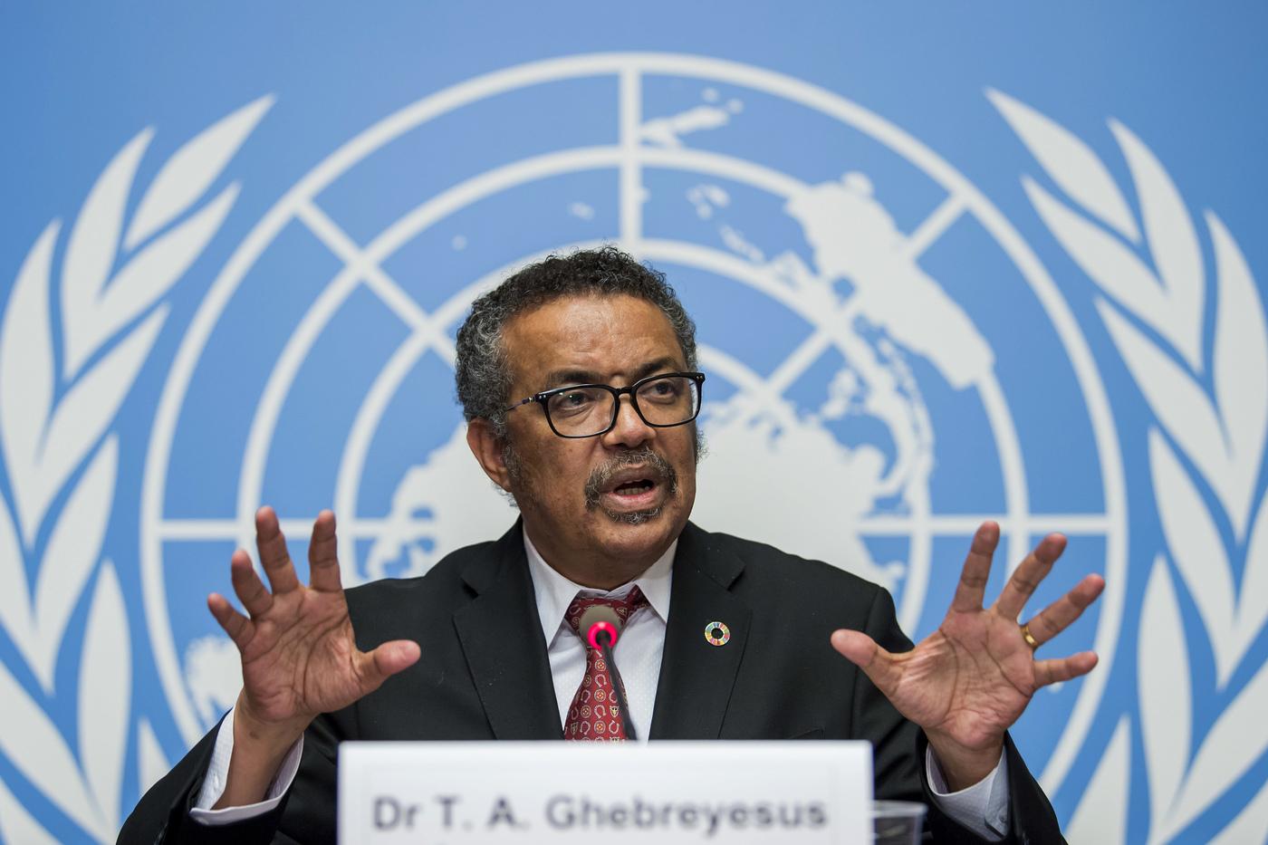 Coronavirus, Oms: pesanti accuse al direttore generale Tedros Adhanom Ghebreyesus