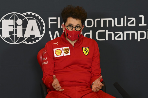 F1 Italia, la conferenza dei piloti a Imola