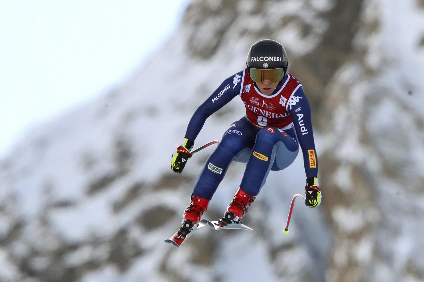 Sci alpino, Discesa Val d'Isere