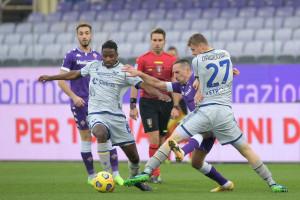 Fiorentina vs Hellas Verona - Serie A TIM 2020/2021