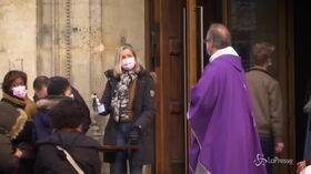 Decreto Natale, a messa con l'autocertificazione