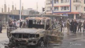 Afghanistan: esplode autobomba a Kabul, almeno 8 morti
