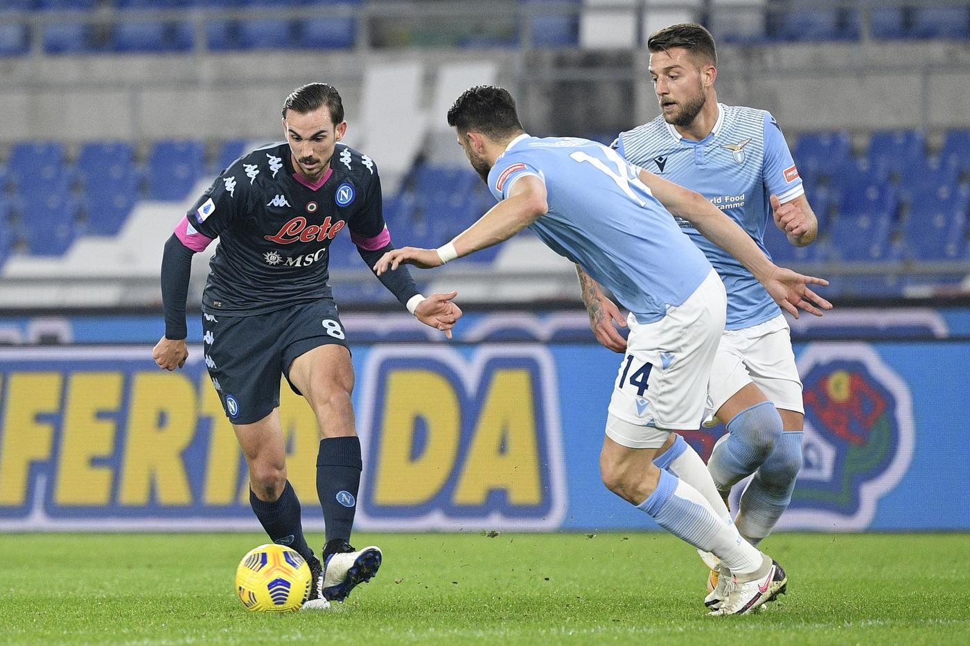 Lazio vs Napoli - Serie A TIM 2020/2021