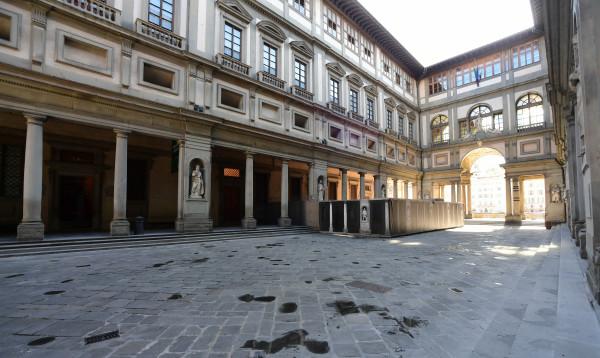 Firenze, mostra virtuale agli Uffizi per Natale