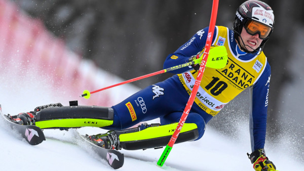 Sci alpino: Zenhaeusern vince slalom speciale Alta Badia.