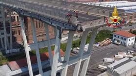 Ponte Morandi, depositata perizia che inchioda Autostrade