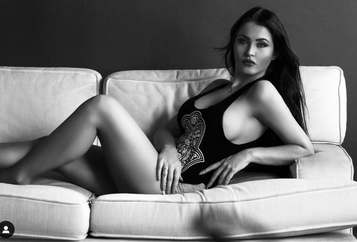 Claudia Alende, foto sexy