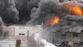 Taiwan, maxi esplosione in una fabbrica farmaceutica: ci sono vittime