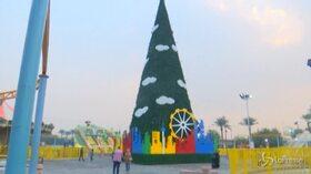 Baghdad, un albero di Natale per celebrare la diversità religiosa