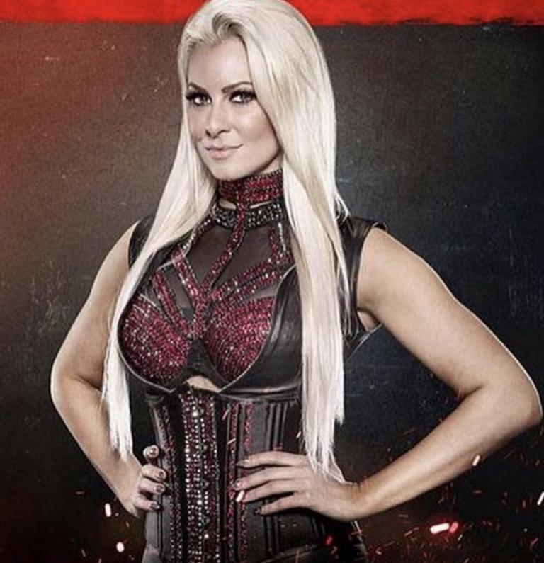 Wrestler e modella, Maryse