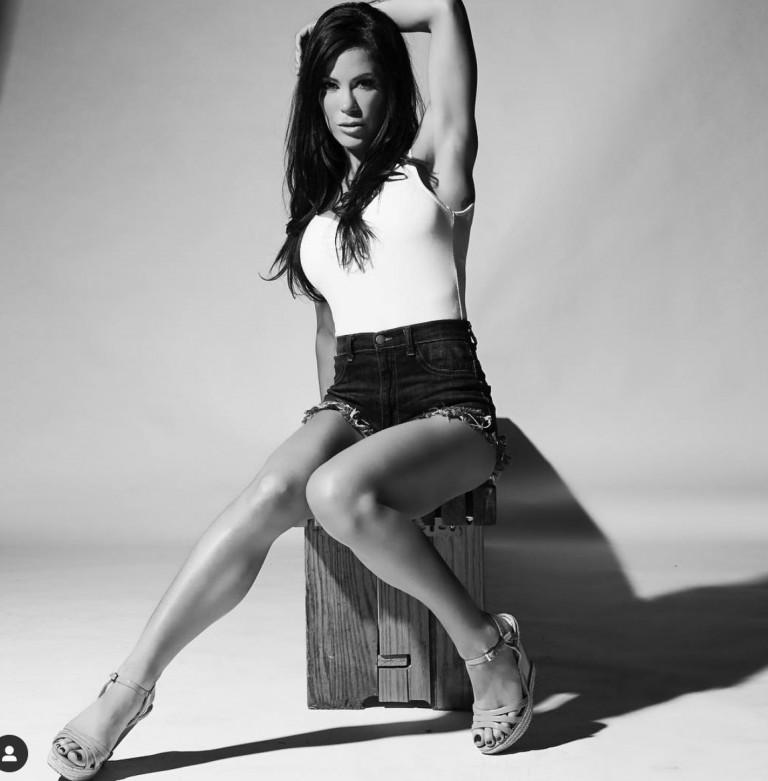 Wrestler e modella, Madison Rayne