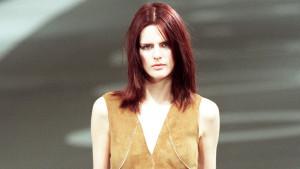 Stella Tennant, modelle predilette da Karl Lagerfeld e Versace