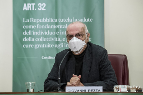 Roma, Ministero della Salute - Conferenza stampa sulla situazione epidemiologica Covid-19