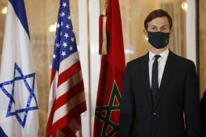 Marocco e Israele firmano accordi al palazzo reale a Rabat