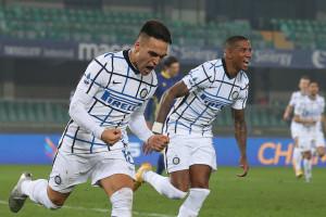 Verona vs Inter - Serie A TIM 2020/2021