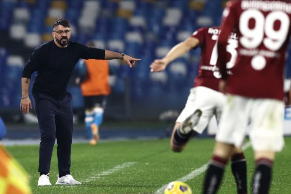 Napoli vs Torino - Serie A TIM 2020/2021