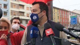 """Manovra, Salvini: """"Grazie a Lega evitata norma che avrebbe devastato il volontariato"""""""
