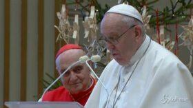 """L'appello del Papa: """"Vaccino per tutti, bisognosi per primi"""""""