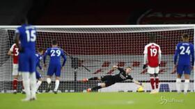 Premier League: all'Arsenal il derby di Londra