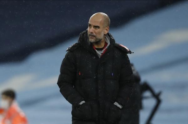 Josep Guardiola, Manchester City vs Newcastle United