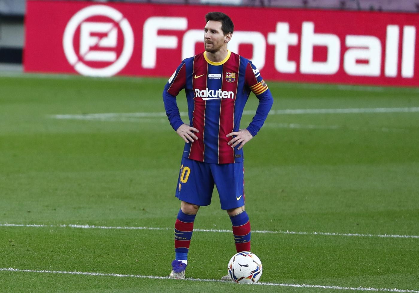 Lionel Messi, Barcellona vs Valencia - LaLiga