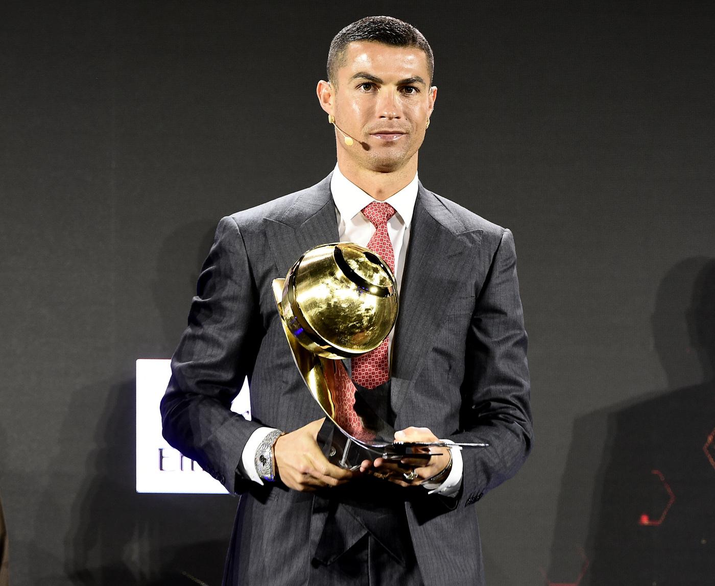 Dubai Globe Soccer Award 2020