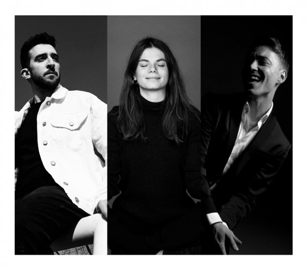 Amina Marazzi Gandolfi, Simon Says e Mac Zavadsky - The Children for Peace Onlus