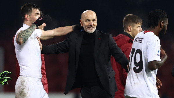"""Verso Milan-Juve, Pioli: """"Non sarà partita decisiva, non è passaggio consegne"""""""