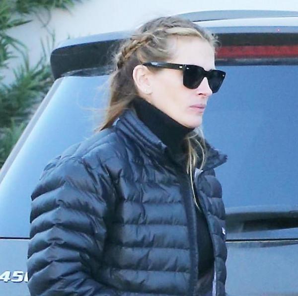 """Julia Roberts: """"Io invecchiata male e inadatta a Hollywood? Non farò ricorso a chirurgia"""""""
