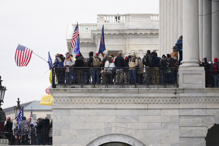 Electoral College Protests Washington State