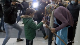 La Befana della polizia al Policlinico Gemelli: doni ai piccoli pazienti ricoverati