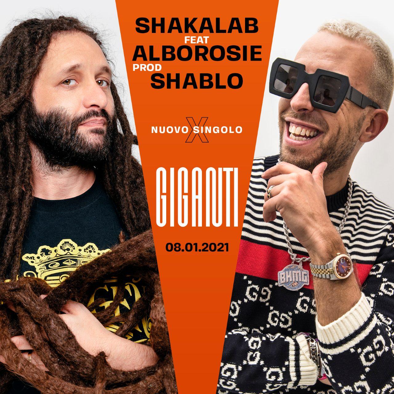Shakalab e Alborosie nuovo singolo