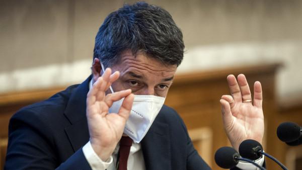 """Renzi a Conte: """"Aspettiamo le carte, la politica non si fa con i post"""""""