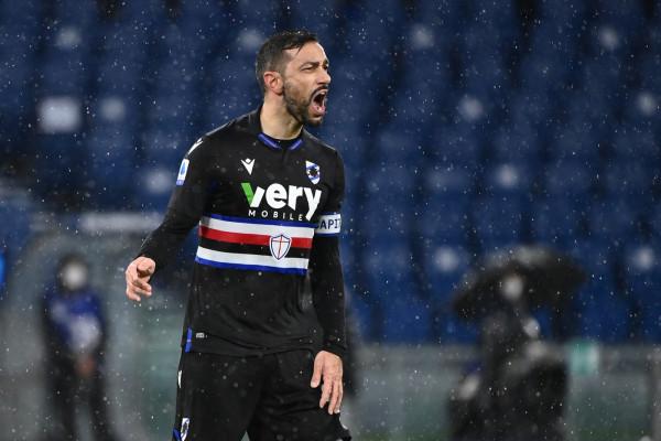 Roma vs Sampdoria - Serie A TIM 2020/2021