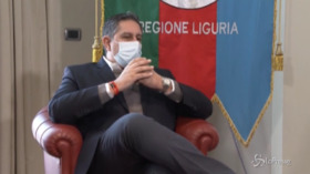 """Coronavirus, Toti: """"La prossima sarà l'estate della liberazione"""""""