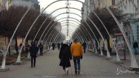Ucraina, riparte il lockdown: città vuote