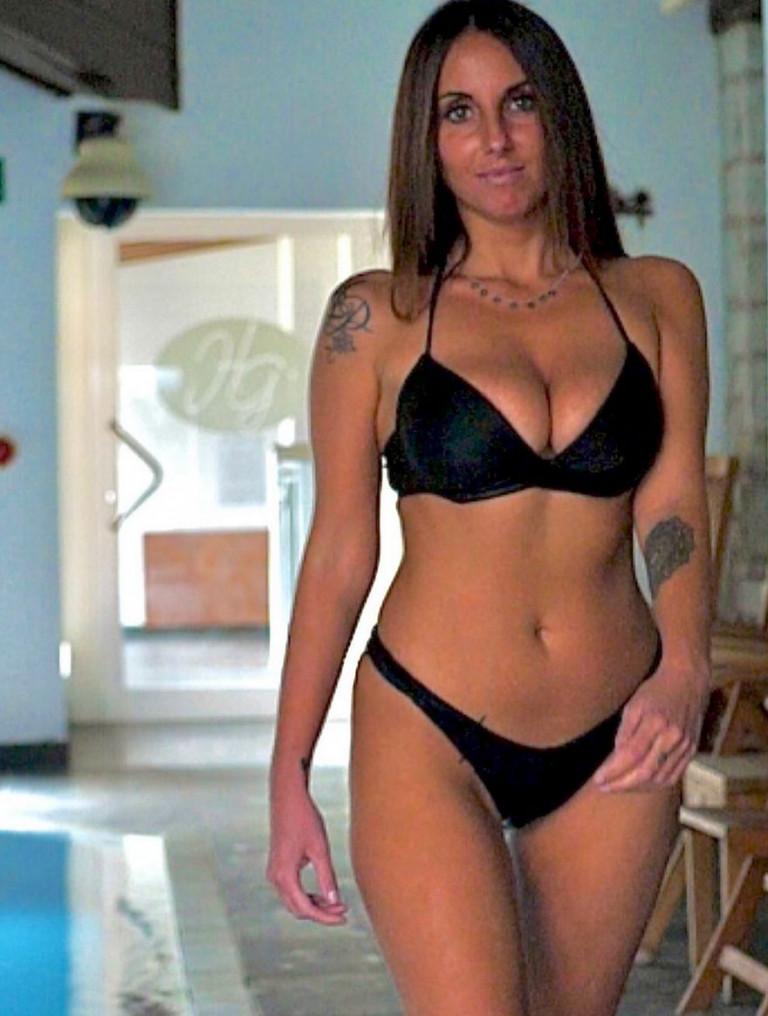 Jessica Franceschetti, la bomba sexy che adora il calcio