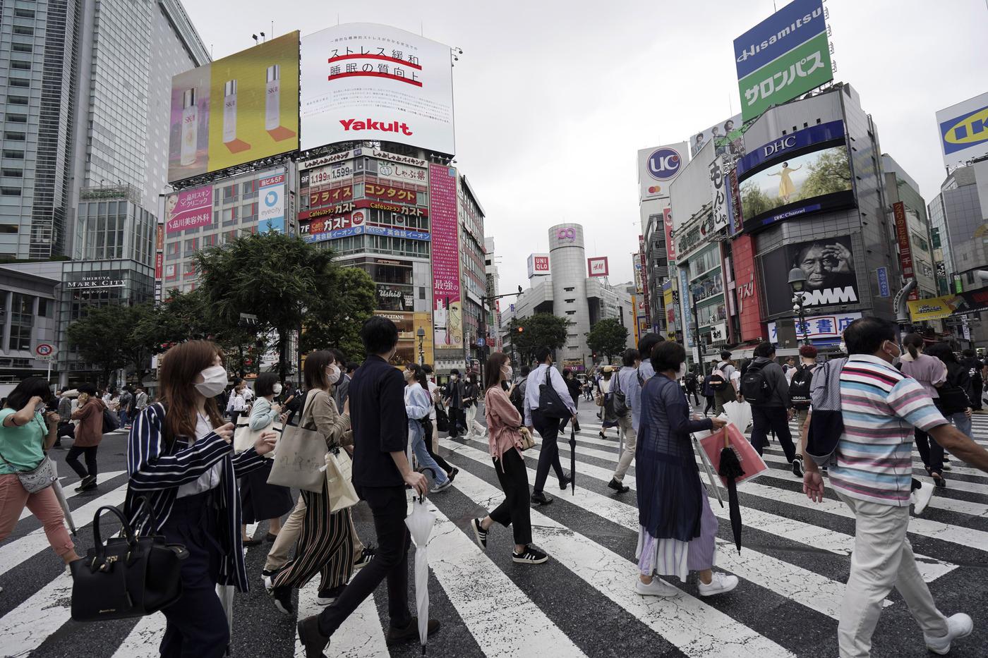 Coronavirus, Giappone: Tokyo registra un nuovo record giornaliero con più di 290 contagi