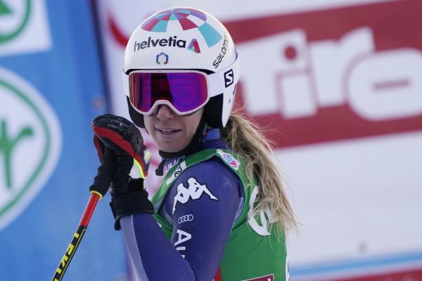 Sci, Marta Bassino seconda in SuperG a St. Anton