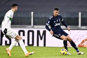Cristiano Ronaldo - Juventus Vs Sassuolo - Serie A TIM 2020/2021