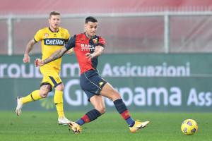 Genoa vs Parma - Serie A TIM 2020/2021