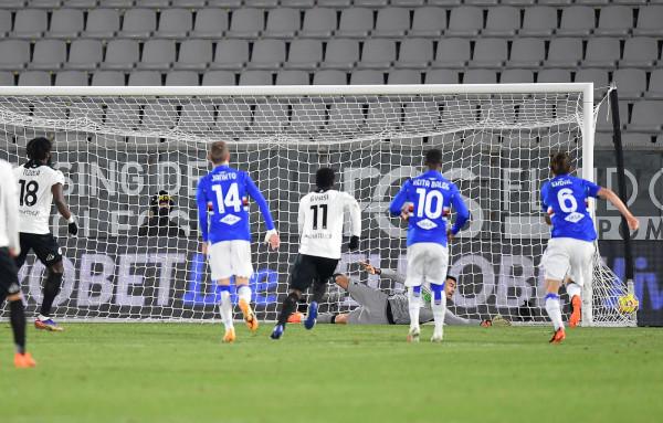 Spezia vs Sampdoria - Serie A TIM 2020/2021