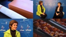 Fashion with a mission, Orange Fiber: il tessuto fatto dalle arance