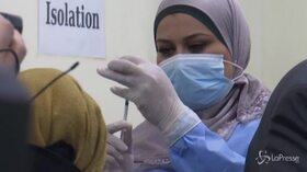 Covid, iniziate le vaccinazioni in Giordania