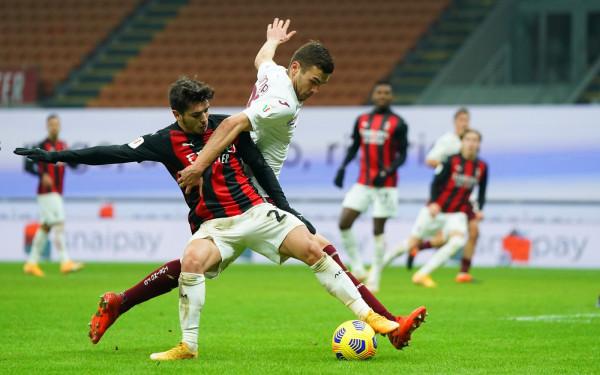 Brahim Diaz - Milan vs Torino