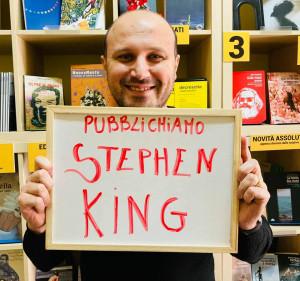 A Scampia si spaccia cultura, la Marotta & Cafiero pubblica Stephen King