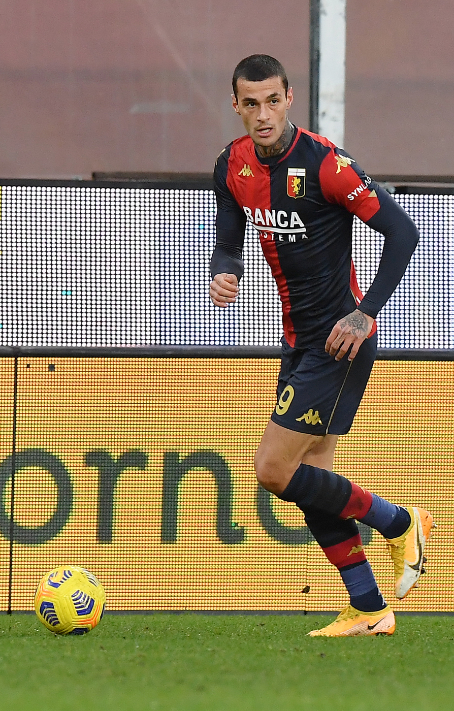 Genoa vs Lazio - Serie A TIM 2020/2021