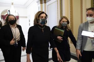 Usa, Camera riunita per discutere mozione di impeachment a Trump