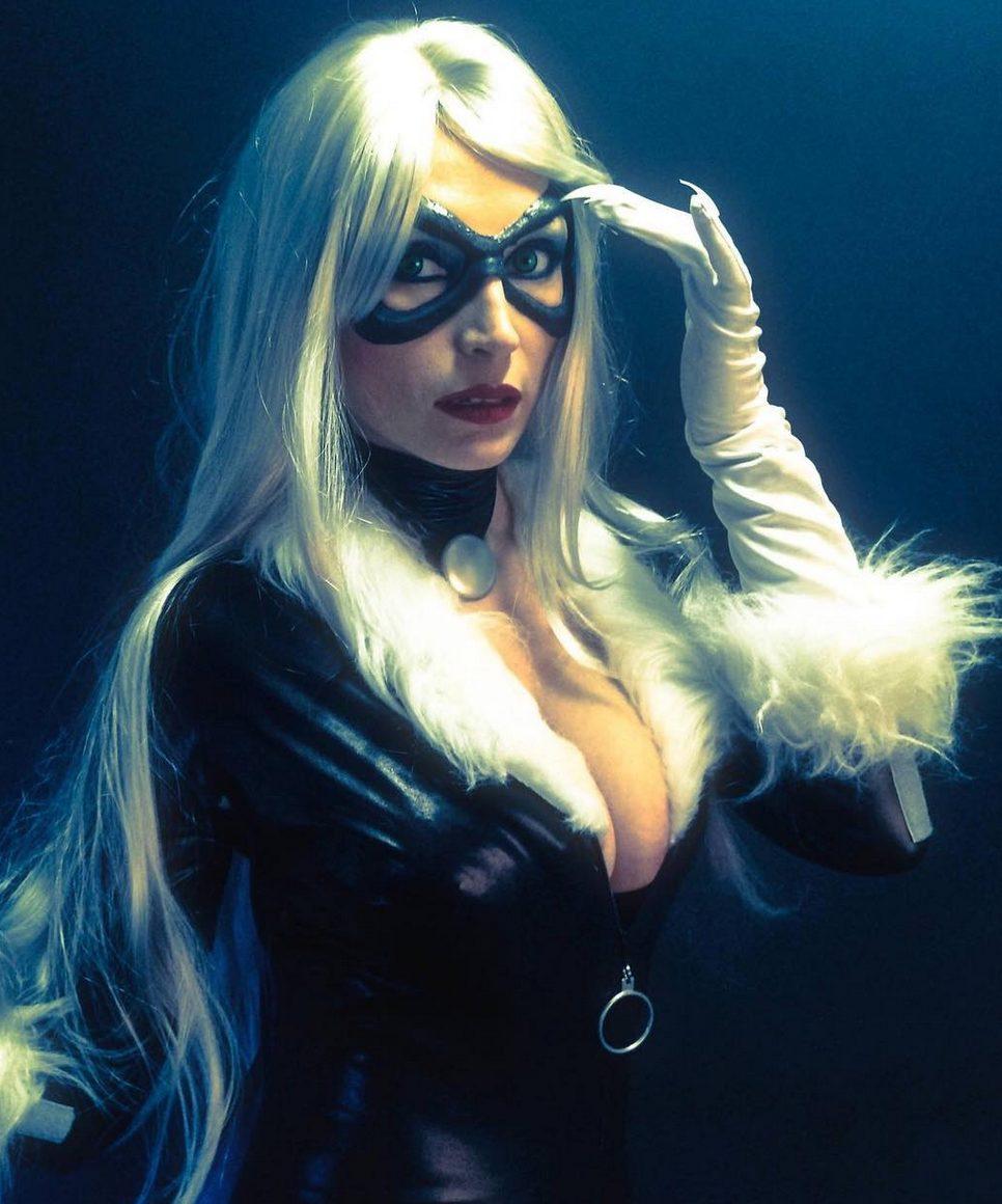 La cosplay Giorgia Vecchini